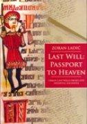 LAST WILL - PASSPORT TO HEAVEN - zoran ladić