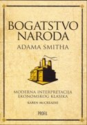 BOGATSTVO NARODA ADAMA SMITHA - Moderna interpretacija ekonomskog klasika - karen mccreadie