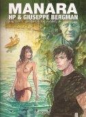 HP I GIUSEPPE BERGMAN - KNJIGA 1. - GOSPODAR VENECIJE (meki uvez) - milo manara