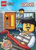 LEGO CITY - LOPOVI! (plus figurica)