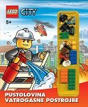LEGO CITY - PUSTOLOVINA VATROGASNE POSTROJBE (+ figurice)