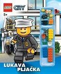 LEGO CITY - LUKAVA PLJAČKA (s figuricom)