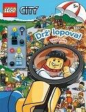 LEGO CITY DRŽ LOPOVA! - VJEŽBENICA (+2 figurice)