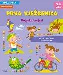 PRVA VJEŽBENICA - BOJANKA BROJEVI (5-6 godina)