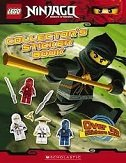 LEGO NINJAGO COLLECTORS STICKER BOOK