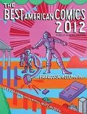 BEST AMERICAN COMICS 2012 - jessica abel, matt madden