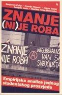 ZNANJE NIJE ROBA - Empirijska analiza jednog studentskog prosvjeda