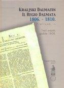 KRALJSKI DALMATIN - IL REGIO DALMATA 1806-1810 PRETISAK - Treći svezak godište 1808.