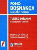 BOSANSKO-TURSKI TURSKO-BOSANSKI STANDARDNI RJEČNIK
