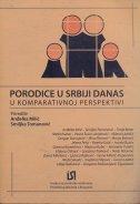 PORODICE U SRBIJI DANAS - skupina autora