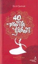 40 PRAVILA LJUBAVI - ROMAN O RUMIJU - elif shafak