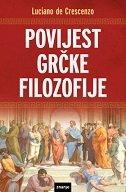 POVIJEST GRČKE FILOZOFIJE - luciano de crescenzo