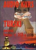 AUDIO KURS TURSKI - POČETNI (knjiga + 2 CD-a)