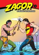 ZAGOR - PLJAČKAŠI S VELIKE RIJEKE - gallieno ferri, gianluigi bonelli