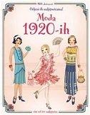 MODA 1920-ih - Odjeni ih naljepnicama! - emily bone, simone bursi