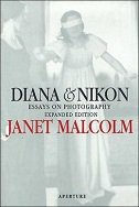 DIANA & NIKON - ESSAYS ON PHOTOGRAPHY - janet malcolm