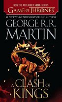 CLASH OF KINGS - george r.r. martin