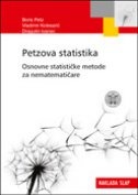 PETZOVA STATISTIKA - OSNOVNE STATISTIČKE METODE ZA NEMATEMATIČARE - boris petz