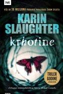 KRHOTINE - karin slaughter