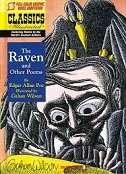 RAVEN AND OTHER POEMS (CLASSICS ILLUSTRATED) - edgar allan poe, gahan (ilustr.) wilson