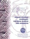 ENGLISH ACADEMIC VOCABULARY FOR SOCIAL SCIENCES AND HUMANITIES - adrian beljo, lucia miškulin saletović, vedrana vojković estatiev