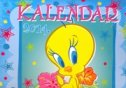 TWEETY - KALENDAR 2014 (sa 140 samoljepljivih sličica)
