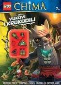 LEGO CHIMA - VUKOVI I KROKODILI (+ figurica)