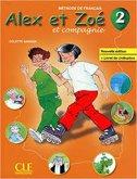 ALEX ET ZOE 2 - UDŽBENIK FRANCUSKI - colette samson