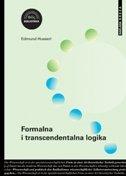 FORMALNA I TRANSCENDENTALNA LOGIKA - edmund husserl
