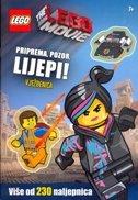 LEGO MOVIE VJEŽBENICA - PRIPREMA, POZOR, LIJEPI!