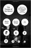 THEATRE OF THE ABSURD - martin esslin