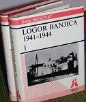 LOGOR BANJICA 1941-1944 (1/2) - sima begović
