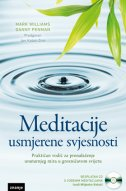 MEDITACIJE USMJERENE SVJESNOSTI + CD - danny penman, mark williams