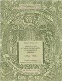 LIBER ALMI STUDII GENERALIS S. DOMINICI IADRAE (1684.-1790.) - GRAĐA ZA POVIJEST VISOKOG ŠKOLSTVA U HRVATSKOJ - stjepan krasić