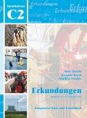 Erkundungen Deutsch als Fremdsprache C2 - Integriertes Kurs- und Arbeitsbuch - anne buscha, susanne raven, mathias toscher