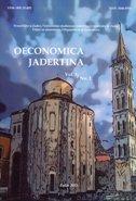 OECONOMICA JADERTINA Vol 3./No.1 - aleksandra (gl. ur.) krajnović