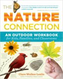 NATURE CONNECTION - AN OUTDOOR WORKBOOK - clare walker leslie
