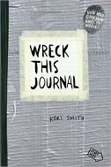 WRECK THIS JOURNAL (DUCT TAPE) - keri smith