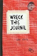 WRECK THIS JOURNAL (RED) - keri smith