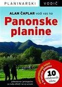 PANONSKE PLANINE - PLANINARSKI VODIČ - alan čaplar