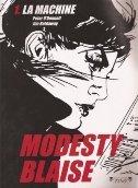 MODESTY BLAISE 1 - LA MACHINE (meki uvez) - peter o donnell, jim holdaway