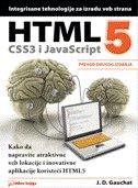 HTML5, CSS3 I JAVASCRIPT - j.d. gauchat