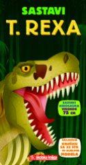 SASTAVI T. REXA - Sastavi dinosaura visokog 75 cm