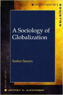 SOCIOLOGY OF GLOBALIZATION - saskia sassen