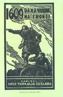 1609 DANA NA FRONTI - Zapisci Grge Turkalja - Guslara - Pretisak 1. izdanja - grgo turkalj