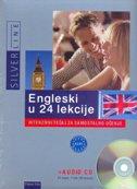 ENGLESKI U 24 LEKCIJE - INTENZIVNI TEČAJ ZA SAMOSTALNO UČENJE + CD - emily a. grosvenor