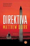 DIREKTIVA T.U. - matthew quirk