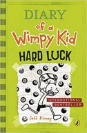 DIARY OF A WIMPY KID 8 - HARD LUCK - jeff kinney