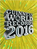 GUINNESS WORLD RECORDS 2016 (na engleskom jeziku)