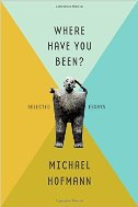 WHERE HAVE YOU BEEN? - SELECTED ESSAYS - michael hofmann
